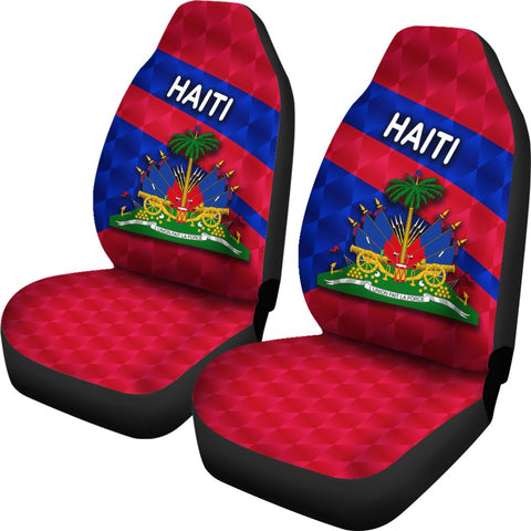 Haiti Car Seat Covers Sporty Style K8
