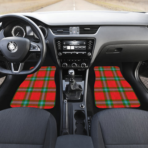 Maclaine Of Loch Buie Tartan Car Floor Mat 4 Pieces K7