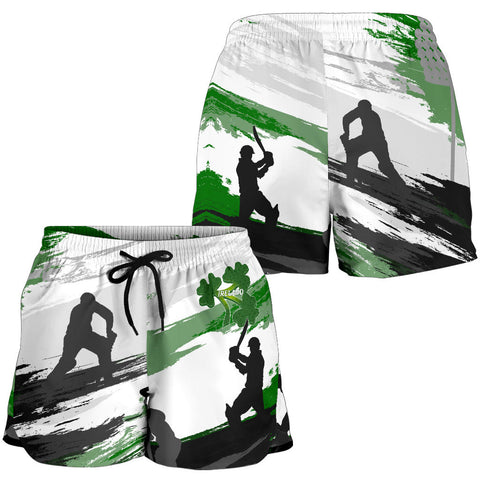 Image of Ireland Cricket Special Women's Shorts A7