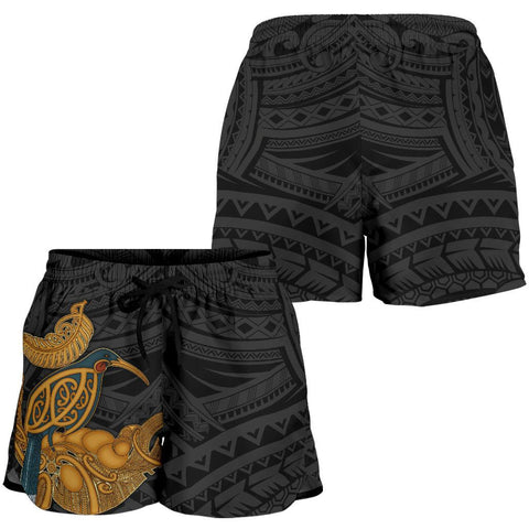 New Zealand Women's Shorts - Aotearoa Kiwi