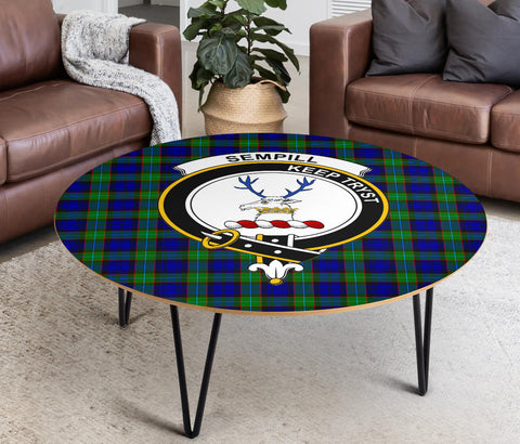 Sempill Clans Cofee Table BN