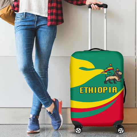 Ethiopia Luggage Covers Proud Version