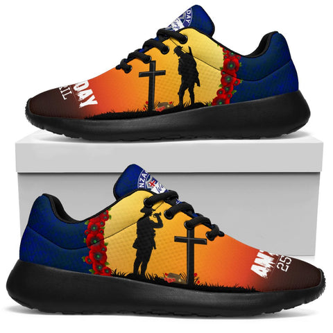 Australia Anzac Day Sport Sneakers - Lest We Forget A31