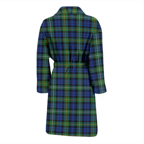 Campbell Argyll Ancient Bathrobe - Men Tartan Plaid Bathrobe Universal Fit