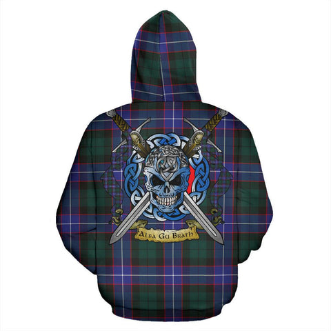 Hunter Modern Tartan Hoodie Celtic Scottish Warrior A79 | Over 500 Tartans | Clothing | Apaprel