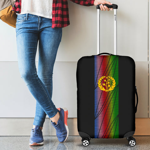 Image of Eritrea Luggage Covers - Eritrea United A7