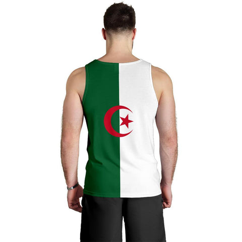 Algeria Tank Top Original Flag A7
