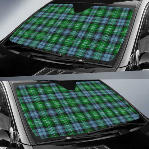 Image of Arbuthnot Ancient Tartan Auto Sun Shades K4