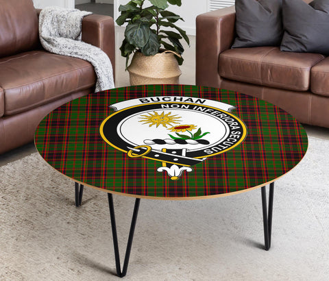 Buchan Clans Cofee Table BN