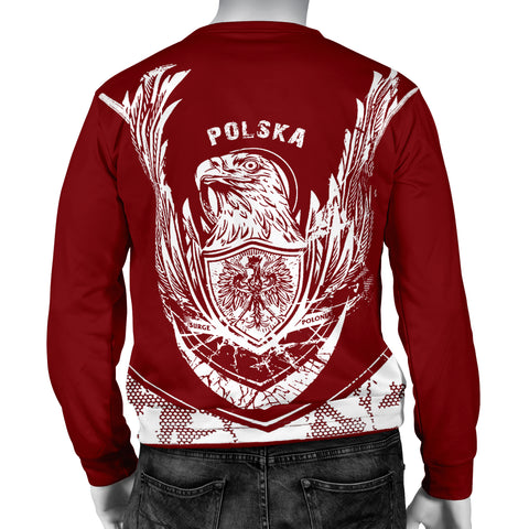 Image of Polska Sweater, Poland Sweater, Polska, poland, Sweater