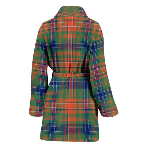 Wilson Ancient Tartan Women's Bathrobe - BN03