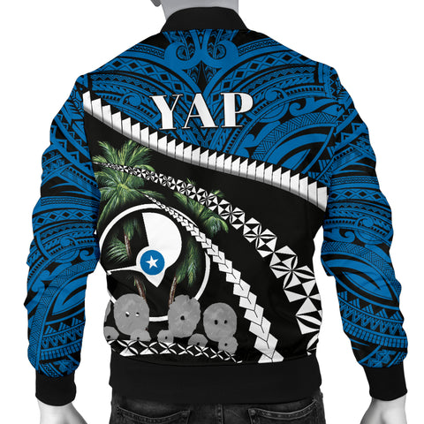 Yap Men Bomber Jacket - Road to Hometown K4