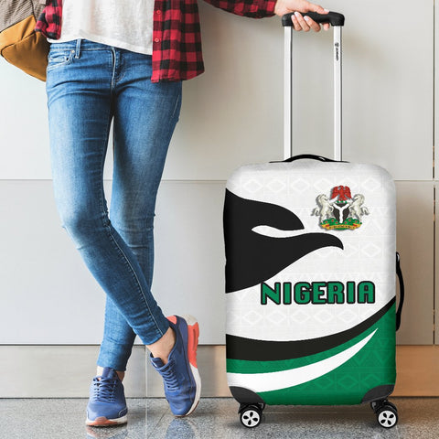 Nigeria Luggage Covers Proud Version | 1sttheworld