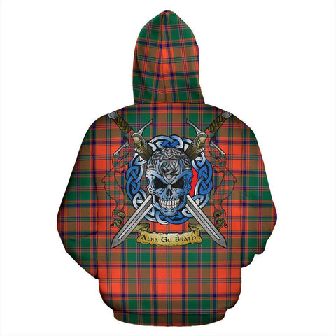 Stewart of Appin Ancient Tartan Hoodie Celtic Scottish Warrior A79 | Over 500 Tartans | Clothing | Apaprel