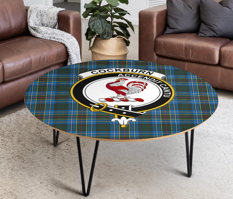 Cockburn Clans Cofee Table BN