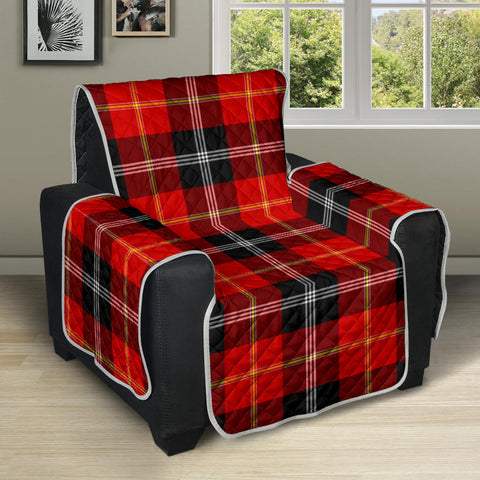 Image of Marjoribanks Tartan Recliner Sofa Protector | Tartan Home Set