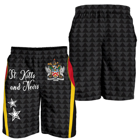 Saint Kitts and Nevis Men's Shorts Exclusive Edition K4