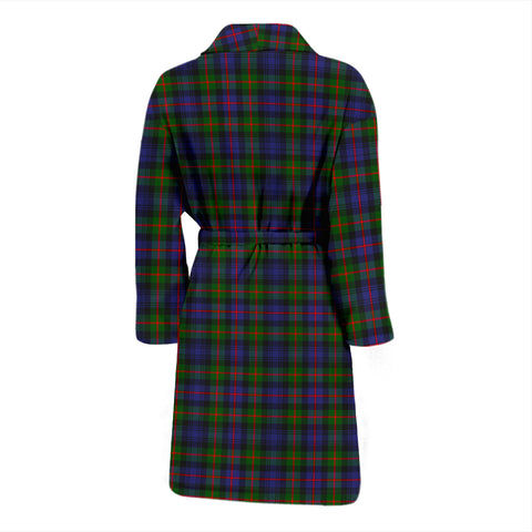 Murray Of Atholl Modern Tartan Men's Bathrobe - Bn04