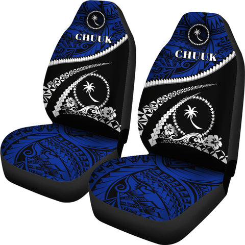 Chuuk Car Seat Covers - Road to Hometown K4