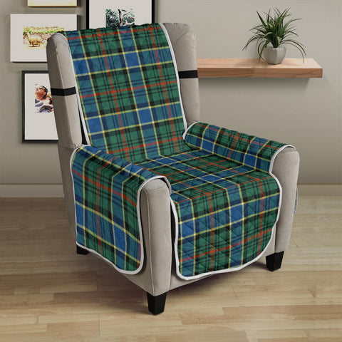Image of Ogilvie Hunting Ancient Tartan Chair Sofa Protector K7