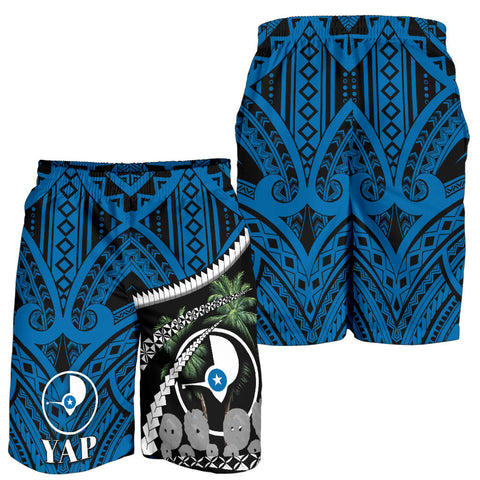 Image of Yap Men Shorts - Road to Hometown K4