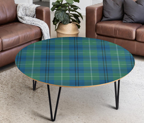 Oliphant Ancient Tartan Coffee table