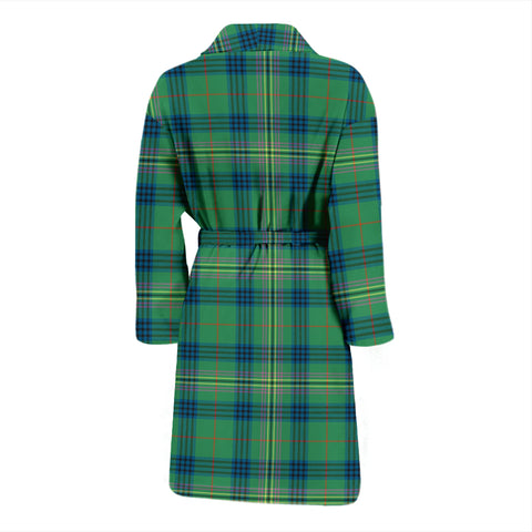 Kennedy Ancient Tartan Men's Bathrobe - BN04