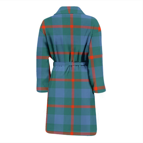 Image of Agnew Ancient Tartan Men's Bath Robe