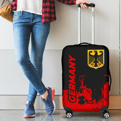 Germany  Luggage Cover - Smudge Style - BN1510