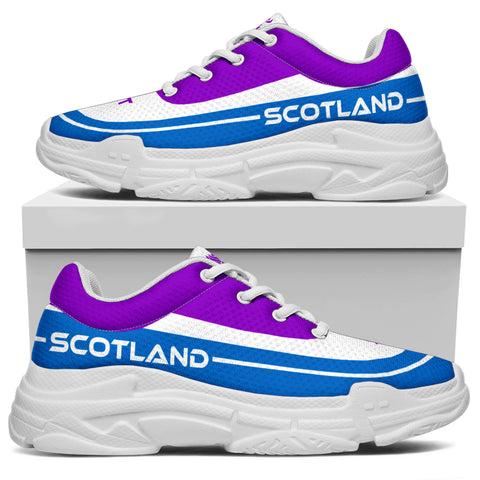 Scotland Chunky Sneakers Bn10