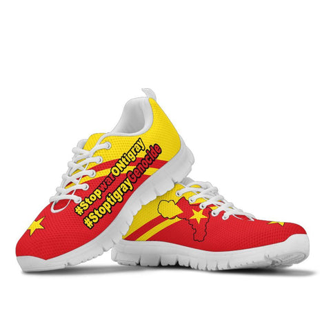 1stTheWorld Tigray Sneakers A31
