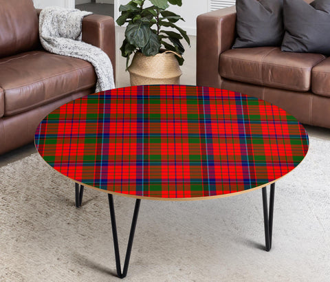 Nicolson Modern Tartan Coffee table
