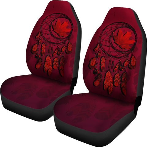 Canada Maple Leaf Dreamcatcher Car Seat Covers | Love The World