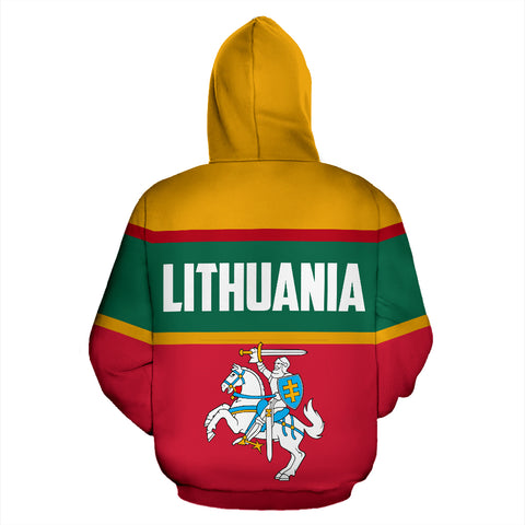 Lithuania Hoodie In Me Th9