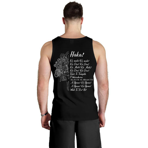 New Zealand Tank Top Ka Mate Haka Lyrics A7