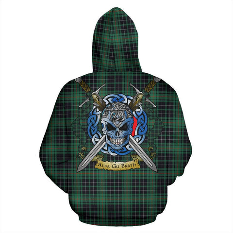 MacAulay Hunting Ancient Tartan Hoodie Celtic Scottish Warrior A79 | Over 500 Tartans | Clothing | Apaprel