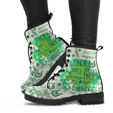 Ireland Boots - Happy St. Patrick's Day Boots | Footwear
