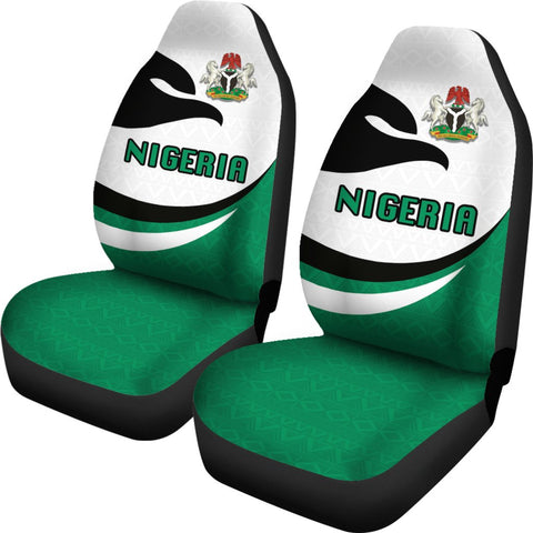 Nigeria Car Seat Covers Proud Version K4