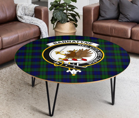 Bannatyne Clans Cofee Table BN