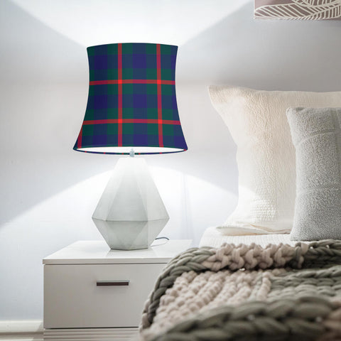 Image of Agnew Modern Tartan Drum Lamp Shade HJ4