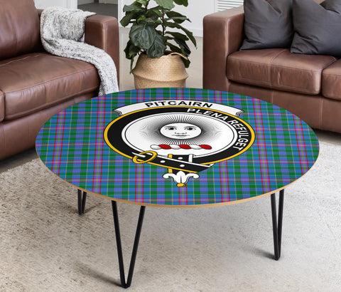 Pitcairn Clans Cofee Table BN