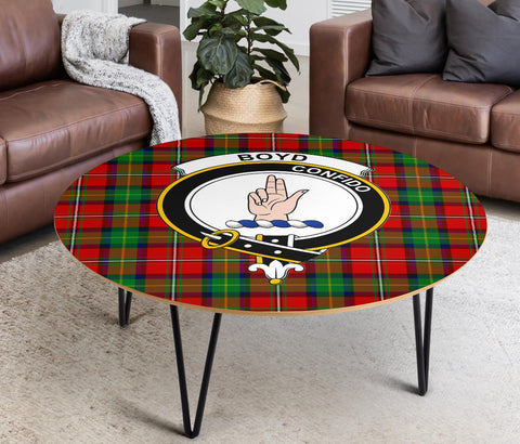 Boyd Clans Cofee Table BN