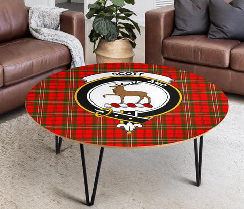 SCOTT Clans Cofee Table BN