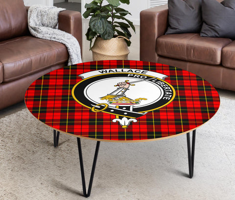 Image of Wallace Clans Cofee Table BN