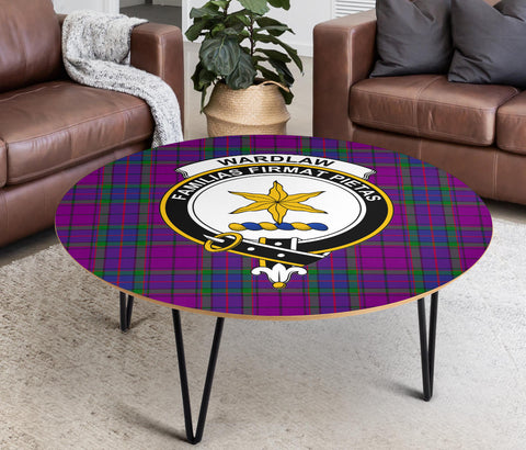 Wardlaw Clans Cofee Table BN