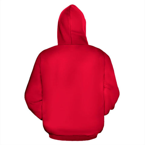 Wales The Winner Zip-Up Hoodie