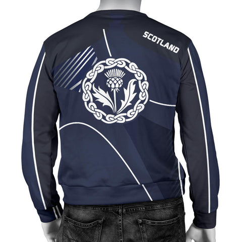 Image of Scotland Men's Sweater - Increase Version back