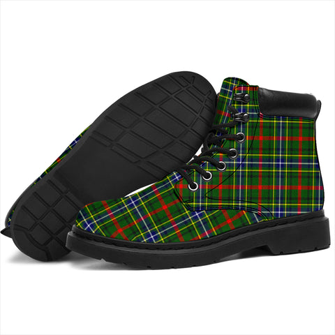 Bisset  Tartan All-Season Boots HJ4