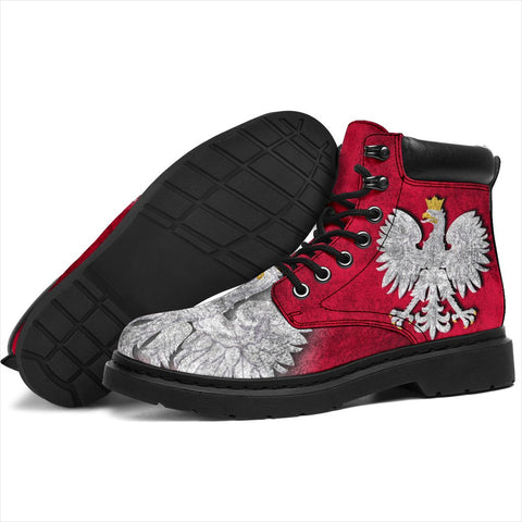 Image of Poland All Season Boots Eagle K4
