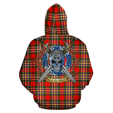 MacGill Modern Tartan Hoodie Celtic Scottish Warrior A79 | Over 500 Tartans | Clothing | Apaprel
